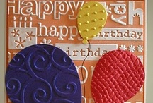 Cards - Birthday / by Kathy Weber