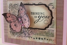 Cards - Thinking Of You / by Kathy Weber