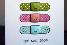 Cards - Get Well / by Kathy Weber