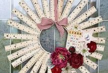 Wreaths / by Kristin Jarvis