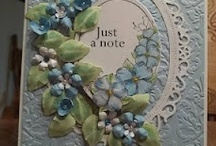 Cards - Just A Note / by Kathy Weber