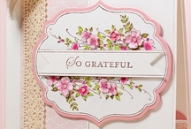 Cards - Grateful / by Kathy Weber