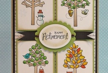 Cards - Retirement / by Kathy Weber