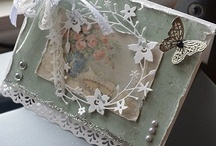 Cards - Shabby/Shabby Chic - Vintage / by Kathy Weber
