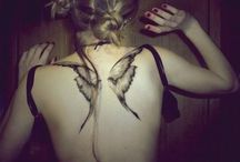 Wings in Progress / Tattoo inspiration / by Emily Griffin