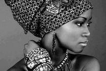 african prints / by Hazel