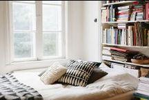 Beautiful Bedrooms / Bedroom inspiration. / by Bluestocking Calligraphy