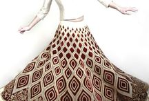 Indian lehengas/sarees / by Dimple Patel