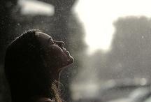 Under the Rain. / by Ainara Blancas