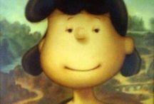 Peanuts Gang / by Mary Merhar