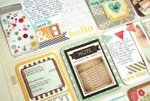 .project life layouts. / layout ideas for your project life album / by Jaymie Schepers