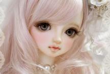 Dolls - BJD Type / by Patti S