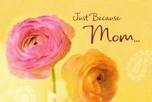 M♥M / Cardstore loves Moms!  #mommisms / by Cardstore