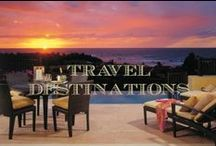 Travel Destinations / by A Beautiful Little Life