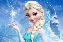 Frozen party 101 / by Bless Their Hearts Mom / Nicole Henke