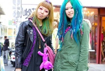 Japanese Fashion Harajuku / by Miyumi Paz