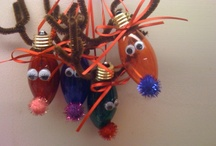 Craft ideas for Winter Holidays / by Katelyn Cristeen -
