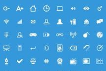 Icons and Buttons / by Jose Miguel Serna