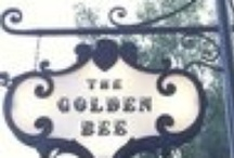 Inspired by the Golden Bee / by Jared and Caroline Hunt