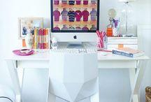 Channeling Dream Office.// / by Steph Winmill