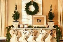 Rustic Holidays / by Bird's Party
