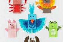 Kids Crafts / by Bird's Party