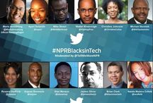 In the Classroom ~ NPRBlacksinTech / NPR's Tell Me More hosted a Twitter event from 2-20 December that highlighted African American leaders in STEM.  #NPRBlacksinTech #STEM #Technology  {I am not affiliated with NPR, I just wanted to highlight the available resources} / by {Living Outside the Stacks}