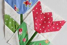 English Paper Piecing / by Dianne Kruger