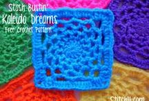 Crochet Squares and Motifs / by Dianne Kruger