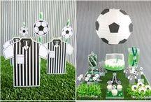 Football Soccer Inspired Party Brazil 2014 / Football or Soccer Inspired Party Ideas  / by Bird's Party