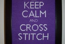 Cross Stitching / by Kate Chassey