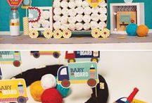baby shower ideas / by Sallie Mount