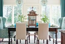 dining rooms / by Taylor Greenwalt Interiors