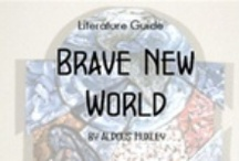 Teaching Brave New World / by Secondary Solutions