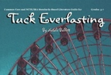 Teaching Tuck Everlasting / by Secondary Solutions