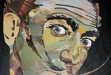 ☮ ~ ART~ / MAIN art board,  favorite artists, and inspiration. Enjoy! / by •~`¨ Joni Carp Pins ¨`~•