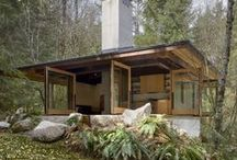 ❤ The Uncommon Home / Pardot Gypsy Trailers, Pre-fab Homes, Tiny Home, Micro Home, Mini Modular, The wave of the future?  / by •~`¨ Joni Carp Pins ¨`~•