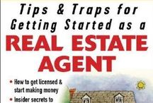 New Sales Agent Advice  / New Real Estate Tips 