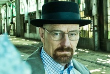 Breaking Bad / By far, the best TV show ever. / by Ronald Hoffman