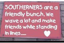 Understanding The South / by Mary Hoggatt