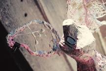 Paper mache. Paper art etc / by Svetlana Vespa