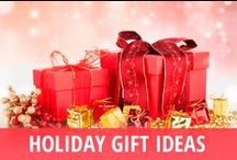 Holiday Gift Ideas / Are you unsure about what to get that person on your list who is just too difficult to shop for? Daytime TV talk shows are a great place to go when you need to come up with creative gift ideas from outside the box. Today and Good Morning America often feature Steals & Deals to help you get great prices. The Talk's product segments are a great way to generate new ideas. Ellen's 12 Days of Giveaways has the holiday gifts everyone wants! Keep up with the latest holiday gift guides here! / by RECAPO