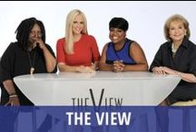 The View TV Show / Since 1997, The View has been leading the conversation on daytime TV with a panel of outspoken women from all walks of life. The current incarnation of the panel includes moderator and actress Whoopi Goldberg, TV personality Jenny McCarthy, comedian Sherri Shepherd, and legendary longtime ABC News journalist Barbara Walters, who created the series. The show's popular Hot Topics segments lead off each episode with the political and celebrity stories of the day that you want to hear about. / by RECAPO