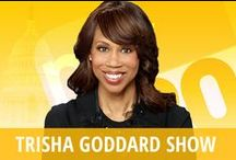 Trisha Goddard Show / Sometimes in life you are confronted with problems that seem insurmountable. The Trisha Goddard Show is a place where people come when they know they need answers and closure to move forward in their lives. Whether it takes a lie detector or paternity test to help them get the answers they are seeking, Trisha Goddard, who spun her show off from Maury, is helping them to face the truth with grace and embark on a new chapter after finally getting answers, whether or not they are satisfying. / by RECAPO