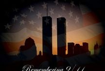 Never Forget / 9/11 / by Theresa