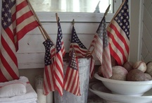 HOLIDAYS - Patriotic  / by Leigh Root