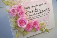 ♡ Cards ♡ / All cards I like ... I hope you like them too / by Lydias Treasures - Lisa