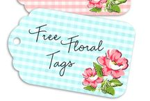 ♥ Free printables ♥ / by Lydias Treasures - Lisa