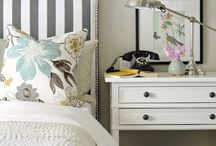 HOME - Master Bedroom / by Leigh Root