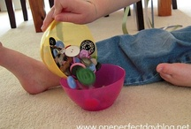 Home School ideas for Littles (1 - 2 years) / by Terry Yaceyko